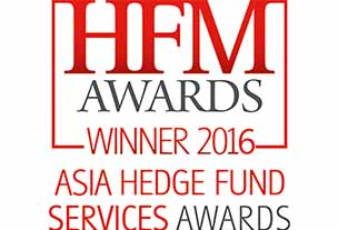 HFM Asia Hedge Fund Services Awards 2016