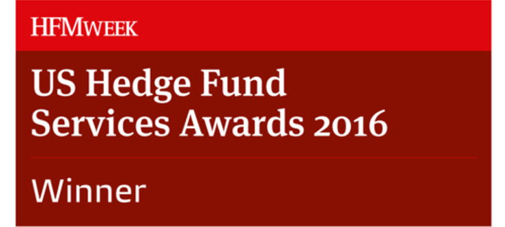 HFM U.S. Hedge Fund Services Awards 2016