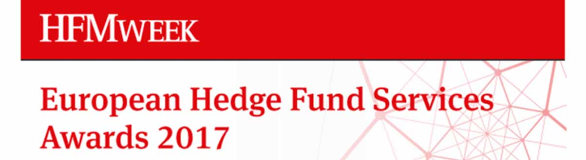 HFMWeek European Hedge Fund Services Awards 2017