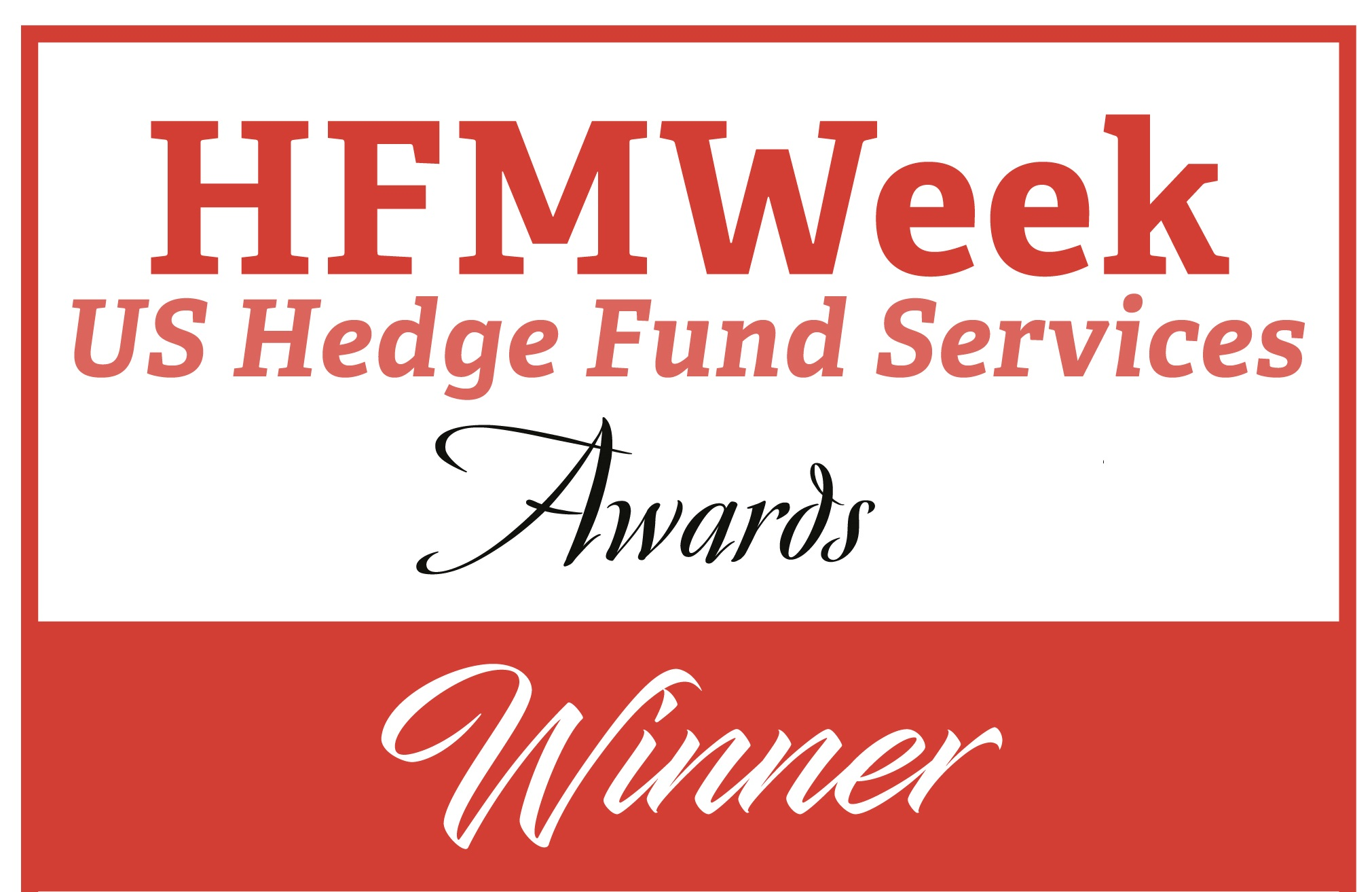 HFM U.S. Hedge Fund Services Awards