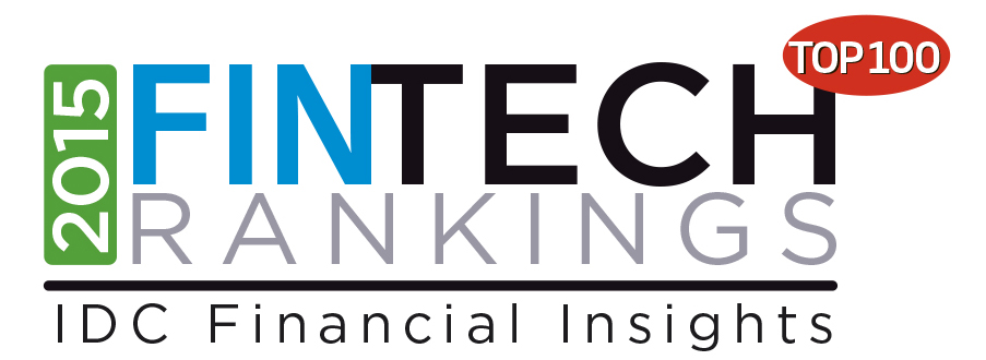 IDC Financial Insights FinTech Forward Rankings 2015