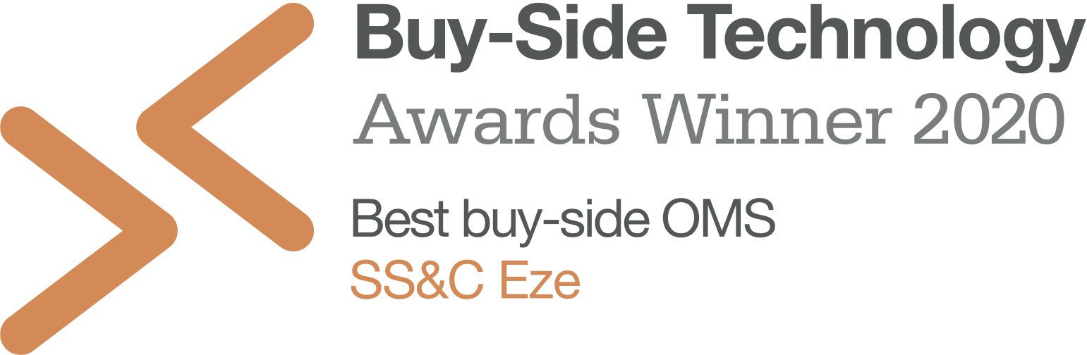 Waters Buy-Side Technology Awards 2020 Best Buy-Side OMS Logo