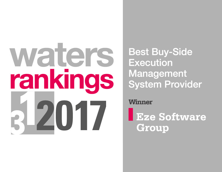 2017 Waters Execution Management