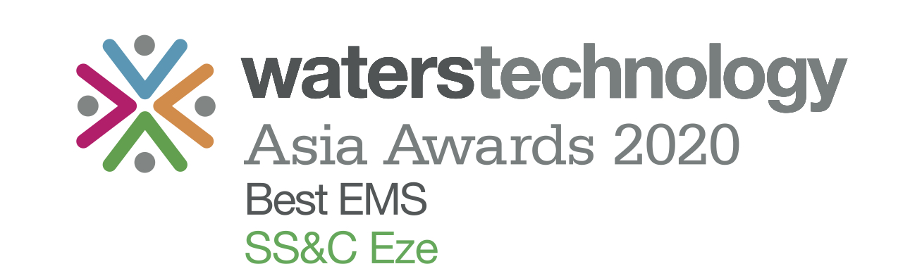 WatersTechnology Asia Awards 2020