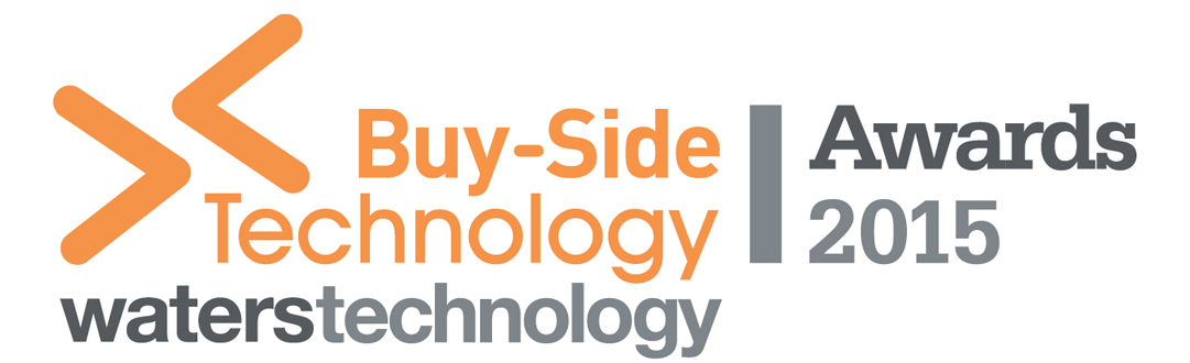 Waters Buy-Side Technology Awards 2015