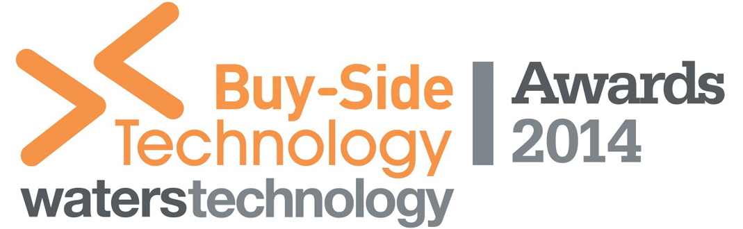 Waters Technology Buy-Side Technology Awards 2014