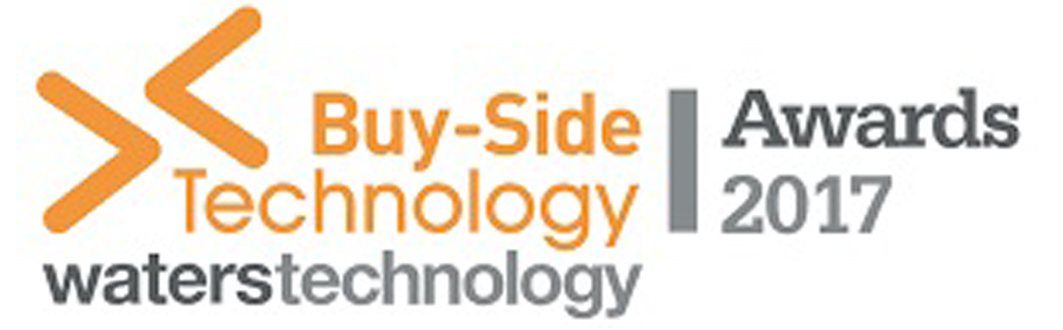 Waters Technology Buy-Side Technology Awards 2017