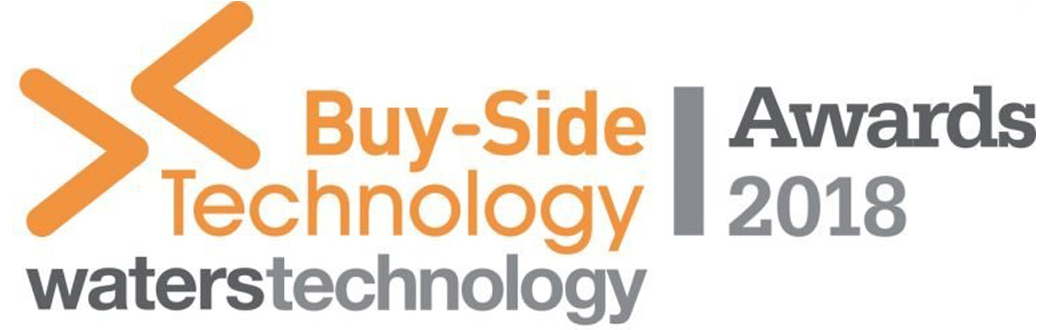 Waters Technology Buy-Side Technology Awards 2018