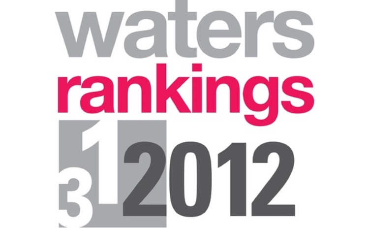 Waters Rankings 2012