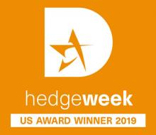 hedge week 2019 award logo